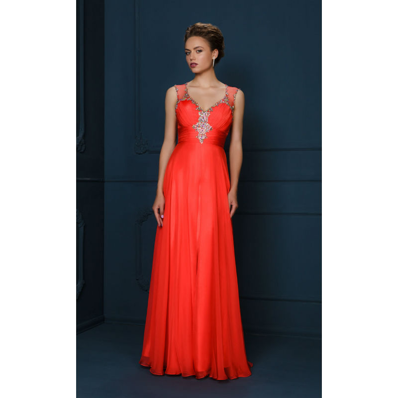 a34cb9197f9a8 Coral Prom Dresses